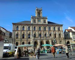 Weimar_Markt